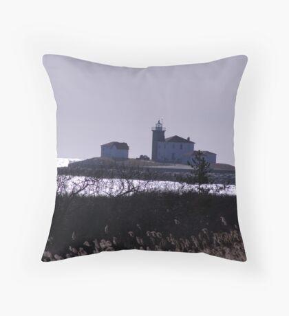 Watch Hill RI Throw Pillow