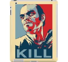 Trevor - Grand Theft Auto - Kill iPad Case/Skin
