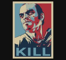 Trevor - Grand Theft Auto - Kill by creepingdeath90