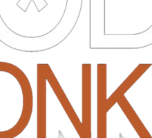 Code Monkey - T - Shirts & Hoodies Sticker
