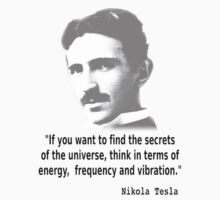 Quote By Nikola Tesla by Almdrs