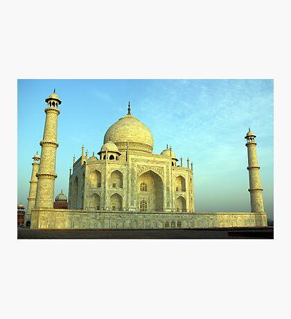 Taj Mahal, Agra (India). Photographic Print