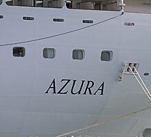 Azura  by Keith Larby