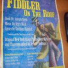Fiddler on the Roof poster by Penny Hetherington