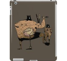curmudgeon iPad Case/Skin