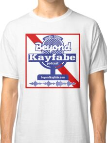 Beyond Kayfabe Podcast - Pabst Classic T-Shirt