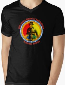 Billy Jack's School of Self Defense Mens V-Neck T-Shirt