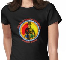 Billy Jack's School of Self Defense Womens Fitted T-Shirt