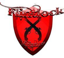 Flintlock miniatures logo by crimson8