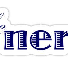 leNerd Sticker