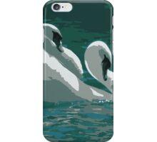 A Pair in Love iPhone Case/Skin