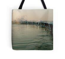 CANOE POOL Tote Bag