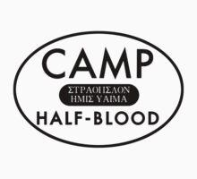 Camp Half Blood by rajhe