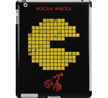 Wacka wacka! iPad Case/Skin