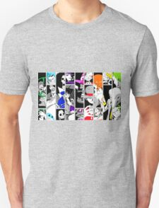 One Piece Straw Hats T-Shirt