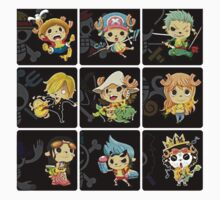 Chopper Straw Hats One piece Kids Clothes
