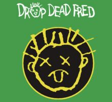 Drop Dead Fred Smiley Face Kids Clothes