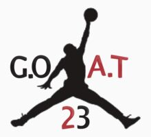 GOAT Jordan Kids Clothes