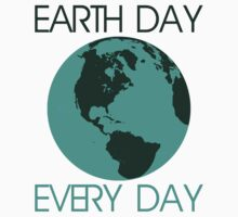 Earth Day Every Day Kids Clothes