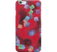 Christmas Cubes iPhone Case/Skin