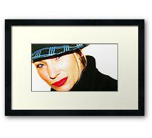 gangsta glamour Framed Print