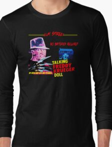 """Talking Freddy"" Long Sleeve T-Shirt"