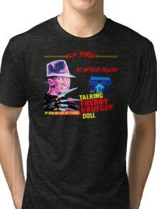"""Talking Freddy"" Tri-blend T-Shirt"
