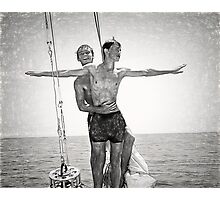 Gay King of the World  Photographic Print