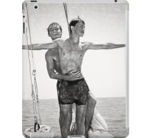 Gay King of the World  iPad Case/Skin