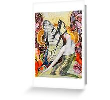 Kiss The Sky Greeting Card