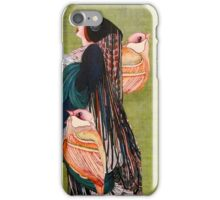 Preening iPhone Case/Skin