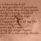 I am a Heavenly Bird by Aritheeagle