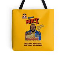 Mr. T Cereal  Tote Bag