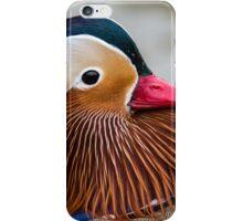 Mandarin Duck iPhone Case/Skin