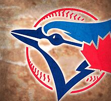Toronto Blue Jays by Christina McEwen