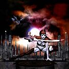 DragonWorld by Rose Moxon