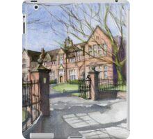 Harper Adams University iPad Case/Skin