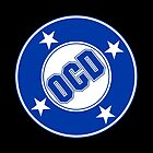 OCD Blue Logo by popnerd