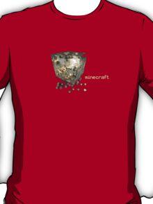 Minecraft diamond T-Shirt