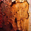 Rusty texture by Jean-François Dupuis