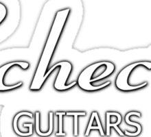 Schecter Guitars Sticker