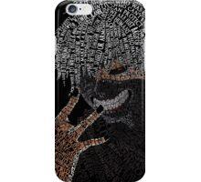 Kaneki Typography iPhone Case/Skin