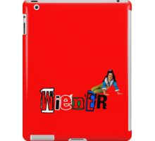 Welcome to the Dollhouse - Dawn Wiener iPad Case/Skin
