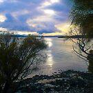 Stormy Sunrise by rochelle