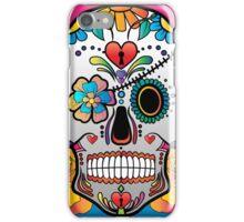 Sugar Skull 3 iPhone Case/Skin