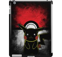 Poster of yellow iPad Case/Skin