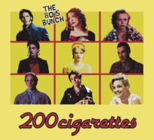 200 Cigarettes (The 80's Bunch) Kids Clothes