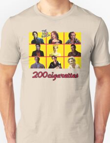 200 Cigarettes (The 80's Bunch) T-Shirt