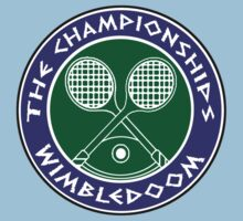 WIMBLEDOOM 2015 Kids Clothes