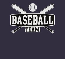 Baseball Team Unisex T-Shirt